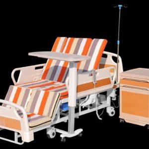 giường bệnh nhân điều khiển bằng điện akiko a92