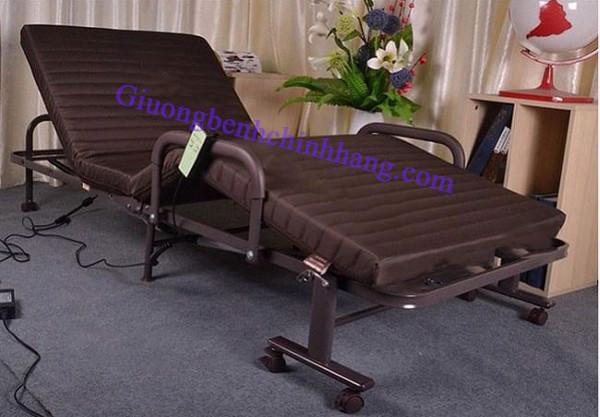 Giường gấp nâng đầu tự động Nakito NKT-85
