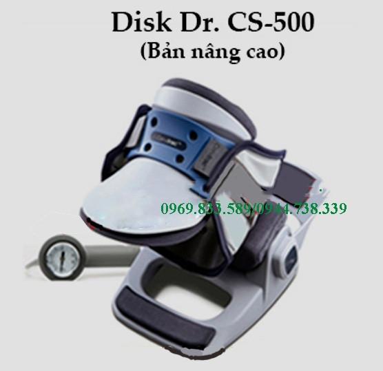 Đai kéo giãn cột sống cổ DISK Dr CS 500