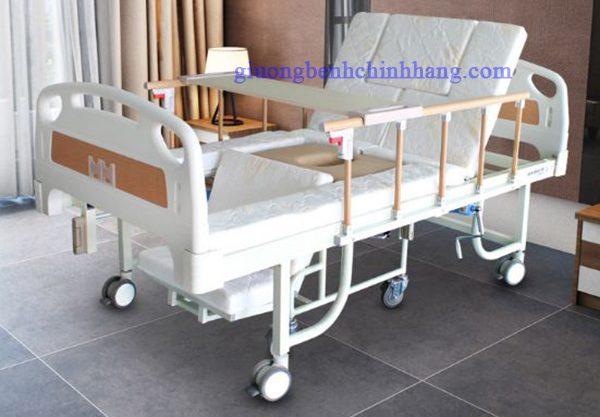 Giường bệnh tách thành xe lăn Nakito NKT-07