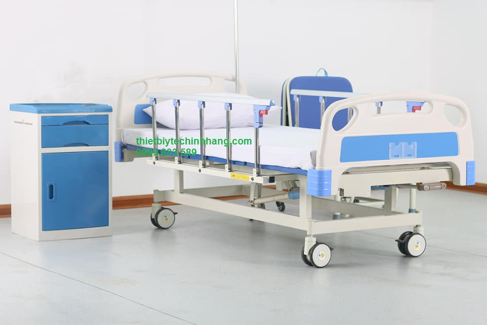 Giường bệnh 1 tay quay 7 chức năng Nakito NKT-01S